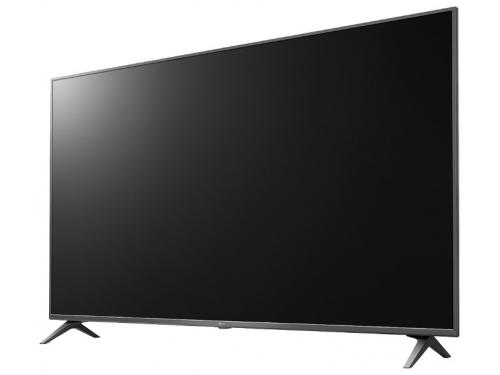 телевизор LG 49SK8000PLB, черный/серебристый, вид 1