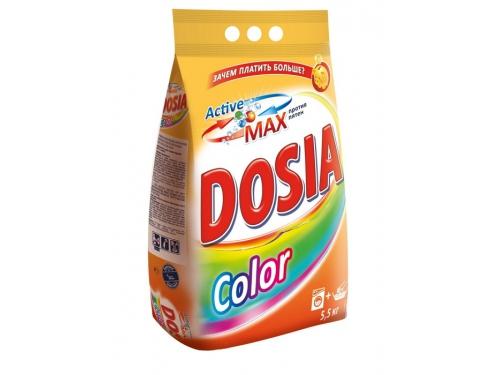 Средство для стирки Порошок Dosia Color автомат 5,5 кг, вид 1