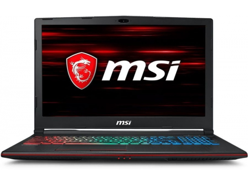 Ноутбук MSI GP63 8RE, вид 1