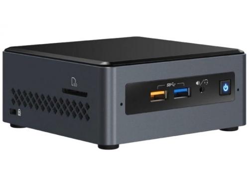 Неттоп Intel NUC BOXNUC7PJYH2 , вид 1