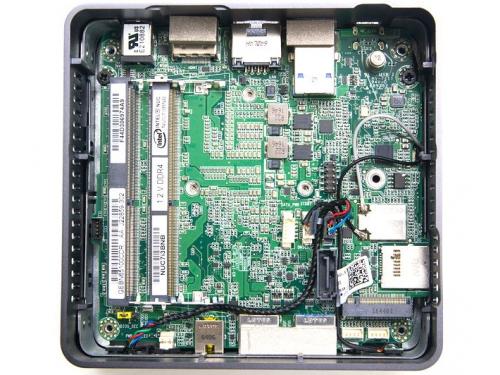 Неттоп Intel NUC BOXNUC7I3BNH , вид 4