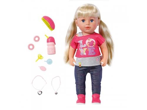 Кукла Zapf Creation Baby Born Сестричка 43 см 820-704 (интерактивная), вид 2
