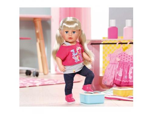 Кукла Zapf Creation Baby Born Сестричка 43 см 820-704 (интерактивная), вид 4