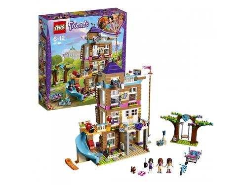 Конструктор LEGO Friends 41340 Дом Дружбы (722 детали), вид 2