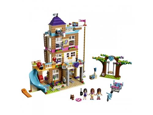 Конструктор LEGO Friends 41340 Дом Дружбы (722 детали), вид 3