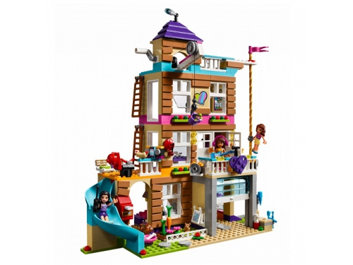 Конструктор LEGO Friends 41340 Дом Дружбы (722 детали), вид 4