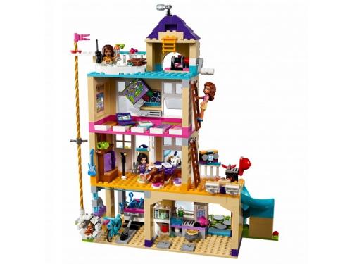 Конструктор LEGO Friends 41340 Дом Дружбы (722 детали), вид 6