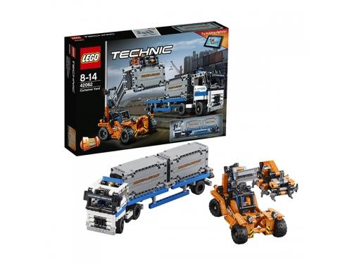 Конструктор LEGO Technic Контейнерный терминал, вид 2