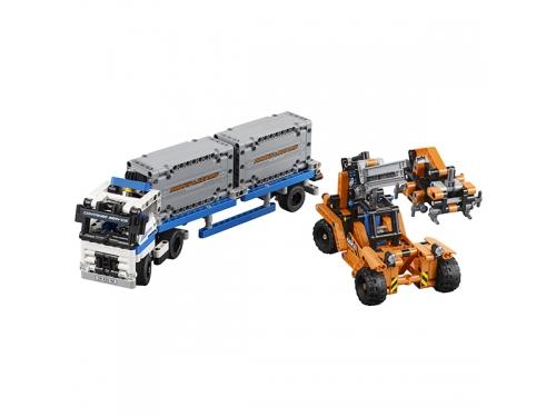 Конструктор LEGO Technic Контейнерный терминал, вид 3