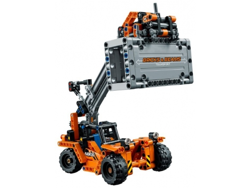 Конструктор LEGO Technic Контейнерный терминал, вид 5