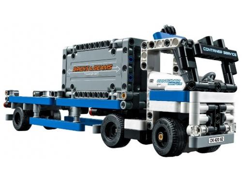 Конструктор LEGO Technic Контейнерный терминал, вид 7