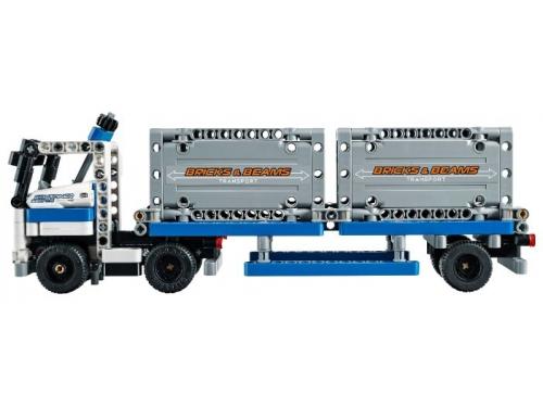 Конструктор LEGO Technic Контейнерный терминал, вид 9