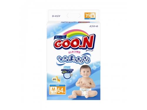 Подгузник Goon M (6-11 кг), 64 шт., вид 2