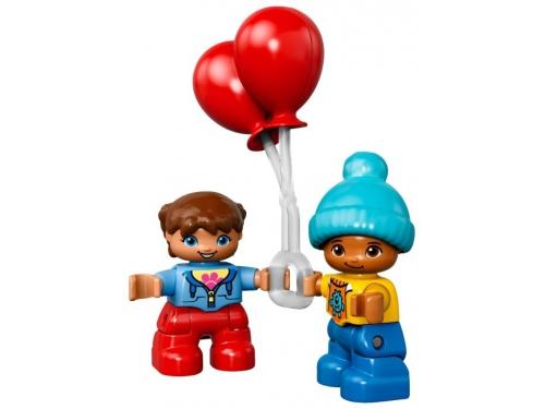 Конструктор LEGO Duplo 10832 День рождения, вид 1
