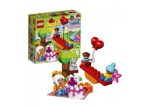 Конструктор LEGO Duplo 10832 День рождения, вид 2