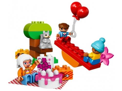 Конструктор LEGO Duplo 10832 День рождения, вид 4