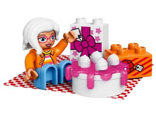 Конструктор LEGO Duplo 10832 День рождения, вид 5