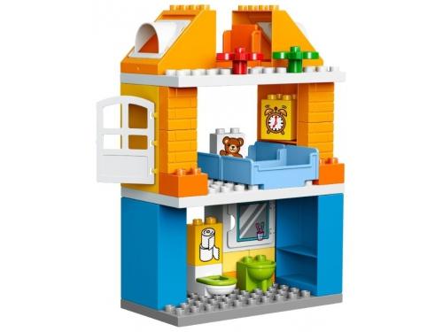 Конструктор LEGO Duplo 10835 Семейный дом, вид 1