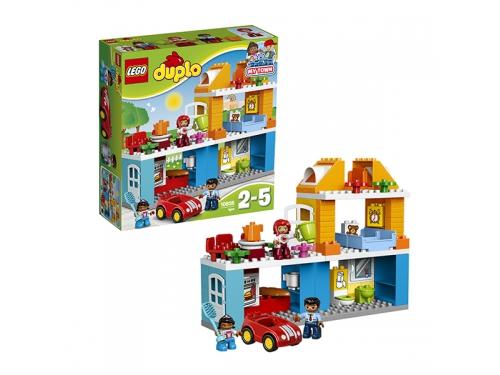Конструктор LEGO Duplo 10835 Семейный дом, вид 2
