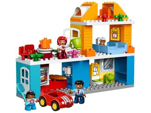 Конструктор LEGO Duplo 10835 Семейный дом, вид 4