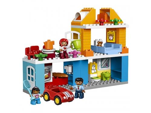 Конструктор LEGO Duplo 10835 Семейный дом, вид 3