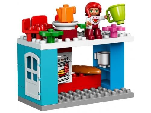 Конструктор LEGO Duplo 10835 Семейный дом, вид 7