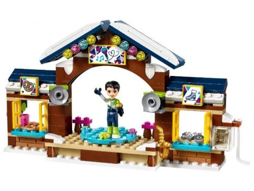 Конструктор LEGO Friends 41322 Каток на горнолыжном курорте, вид 1
