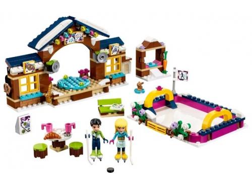 Конструктор LEGO Friends 41322 Каток на горнолыжном курорте, вид 3