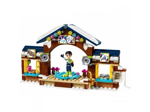 Конструктор LEGO Friends 41322 Каток на горнолыжном курорте, вид 5
