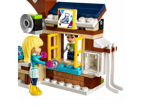 Конструктор LEGO Friends 41322 Каток на горнолыжном курорте, вид 6