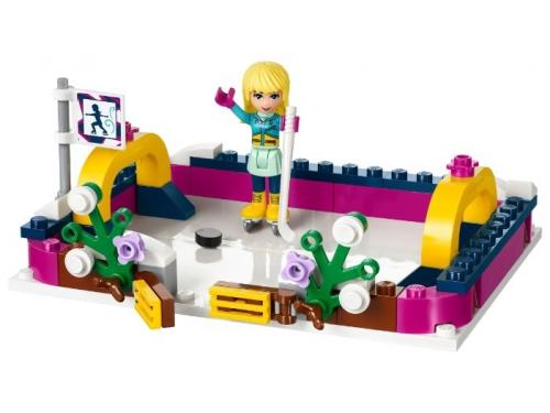 Конструктор LEGO Friends 41322 Каток на горнолыжном курорте, вид 8