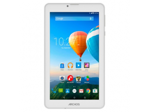 Планшет Archos 70c Xenon 3G 8Gb серебристый, вид 1