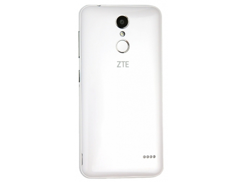 Смартфон ZTE Blade X5, белый, вид 2