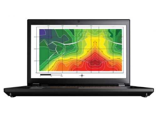 Ноутбук Lenovo Thinkpad P70 , вид 1