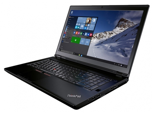 Ноутбук Lenovo Thinkpad P70 , вид 7