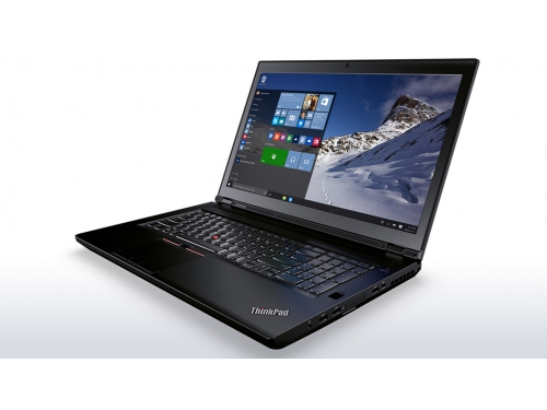 Ноутбук Lenovo Thinkpad P70, 20ER0028RT , вид 2