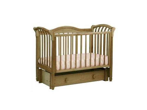 Детская кроватка Кубаньлесстрой Азалия БИ 10.3, белая, вид 3