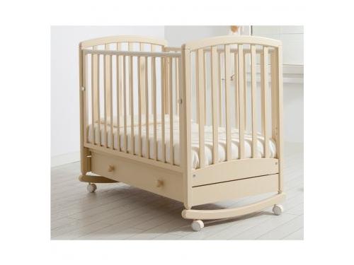 Детская кроватка Гандылян Дашенька слоновая кость, вид 1
