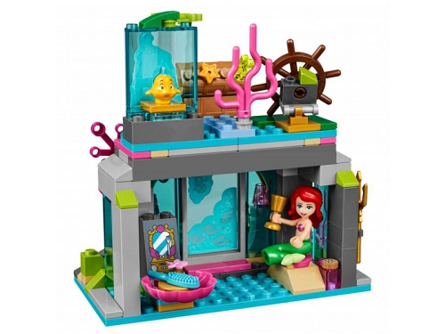 Конструктор LEGO Disney Princess 41145 Ариэль и магическое заклятье, вид 7