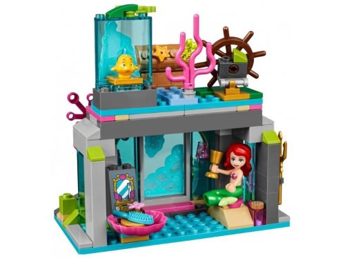 Конструктор LEGO Disney Princess 41145 Ариэль и магическое заклятье, вид 10