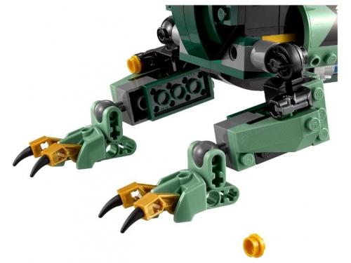 Конструктор LEGO Ninjago 70612 Механический Дракон Зелёного Ниндзя, вид 6