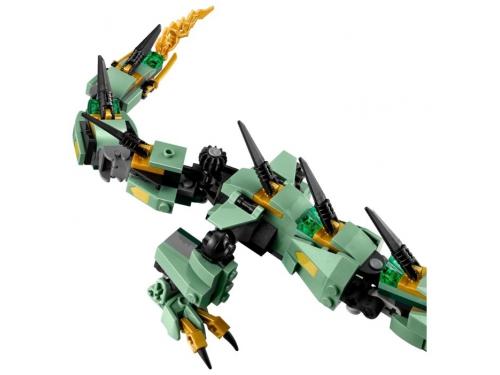 Конструктор LEGO Ninjago 70612 Механический Дракон Зелёного Ниндзя, вид 8