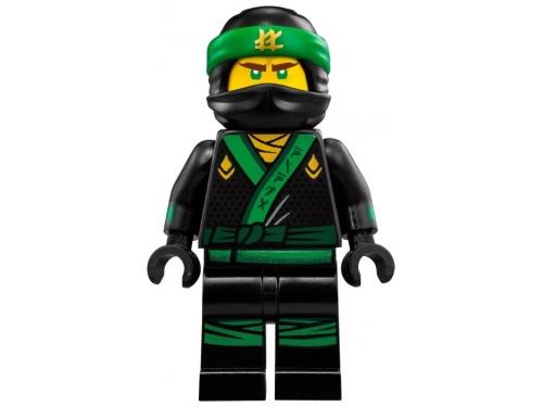 Конструктор LEGO Ninjago 70612 Механический Дракон Зелёного Ниндзя, вид 9