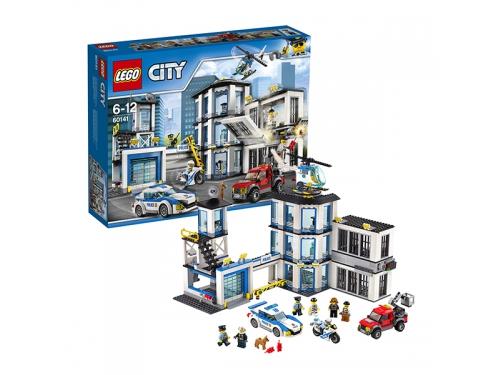 Конструктор Lego City 60141 (Полицейский участок), вид 2
