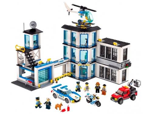Конструктор Lego City 60141 (Полицейский участок), вид 4
