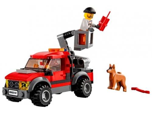 Конструктор Lego City 60141 (Полицейский участок), вид 6