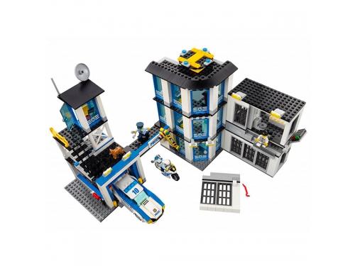 Конструктор Lego City 60141 (Полицейский участок), вид 7
