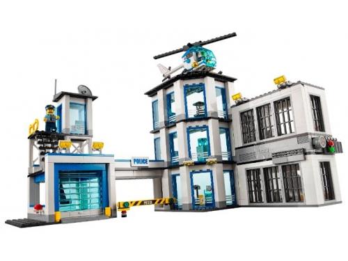 Конструктор Lego City 60141 (Полицейский участок), вид 9