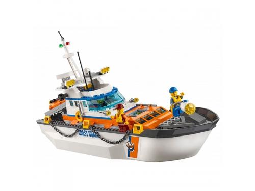 Конструктор LEGO City 60167 Штаб береговой охраны, вид 5