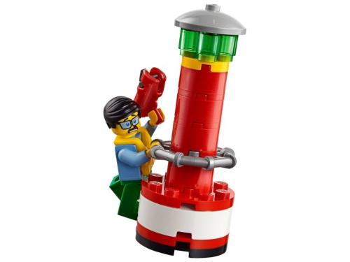 Конструктор LEGO City 60167 Штаб береговой охраны, вид 11